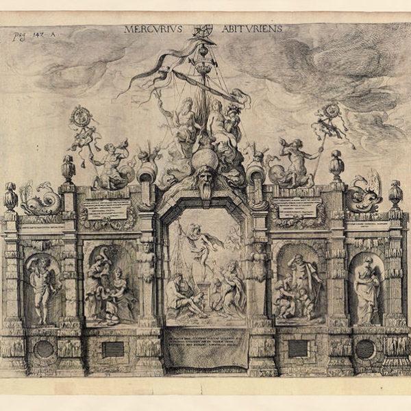 Старинные гравюры 035 - Рубенс