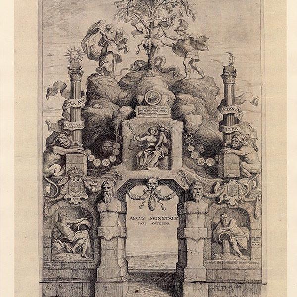 Старинные гравюры 036 - Рубенс