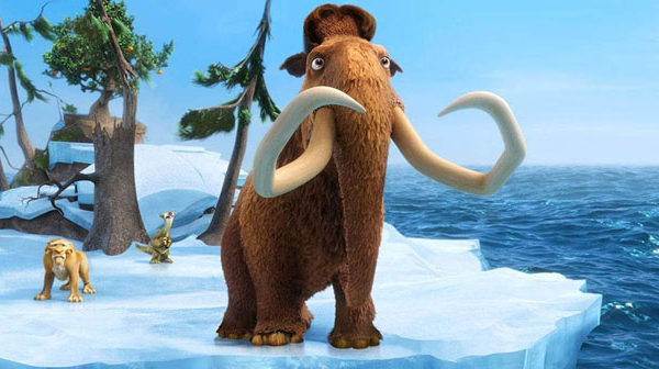 Ice Age: Continental Drift film stills