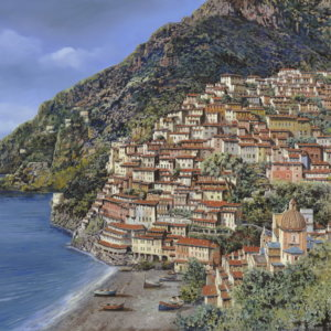 Башни Позитано- Гвидо Борелли