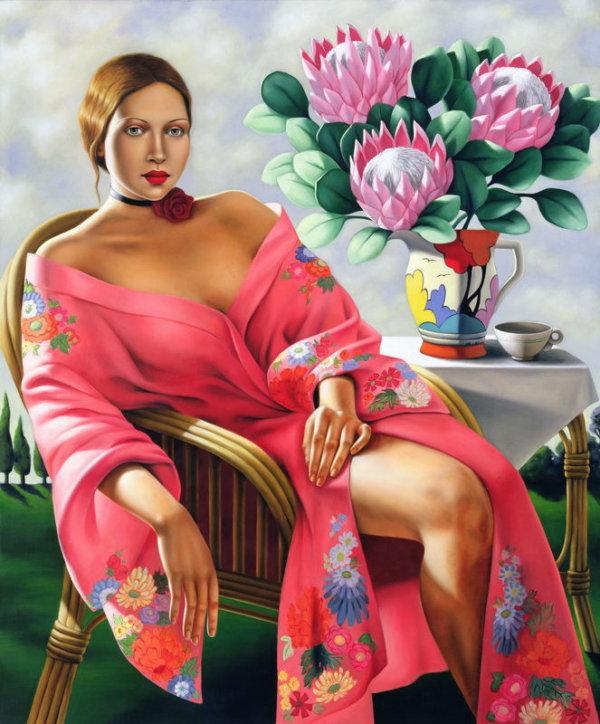 Чай Поздно вечером 2005 - Кэтрин Абель