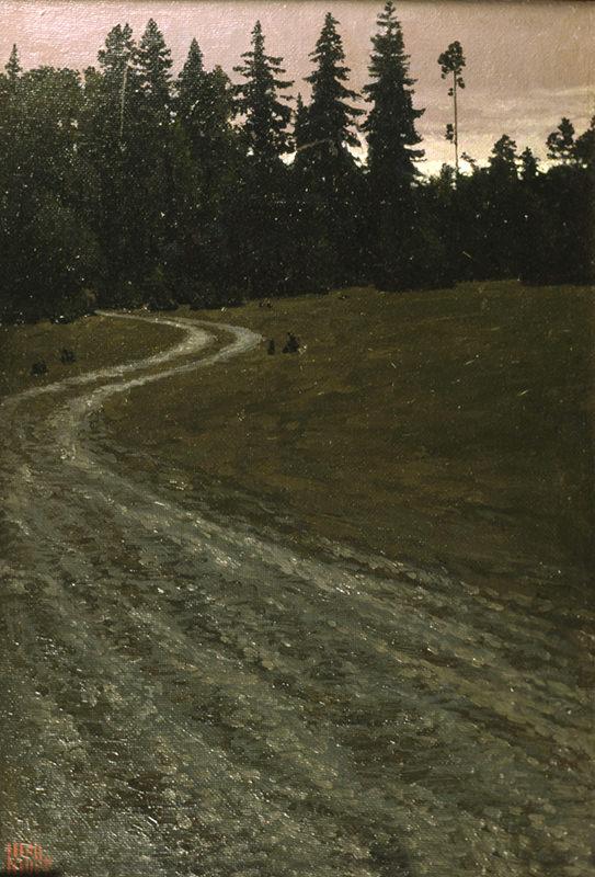 Дорога в Лаишего