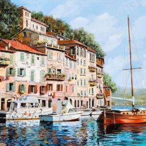 Красная лодка- Гвидо Борелли