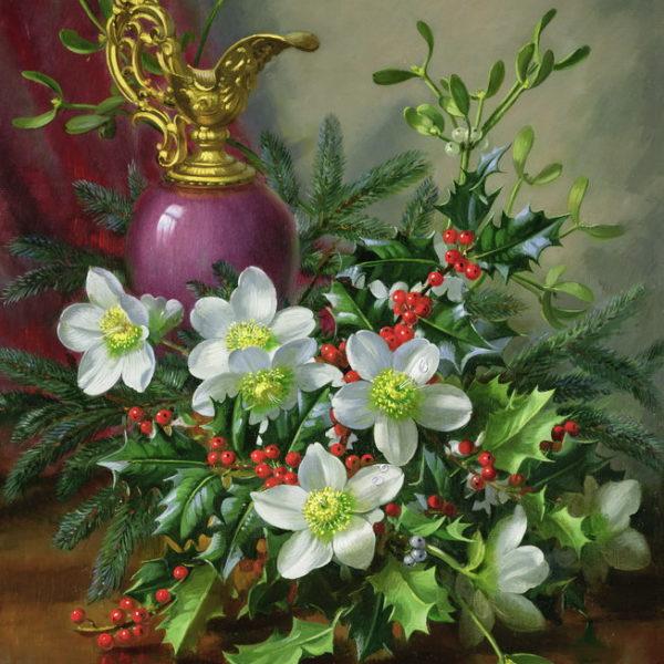 Рождественские розы - Альберт Вильямс