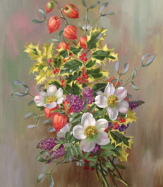 Рождественские цветы - Альберт Вильямс