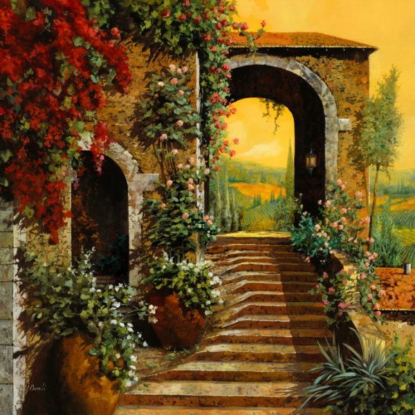 Ступеньки лестницы - Гвидо Борелли
