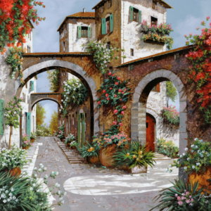 Три арки- Гвидо Борелли