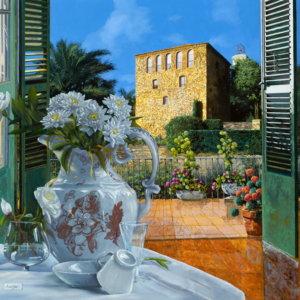 У открытого окна - Гвидо Борелли