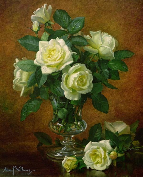 Желтые розы - Альберт Вильямс