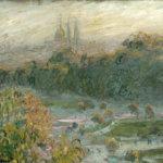 The Tuileries. Study