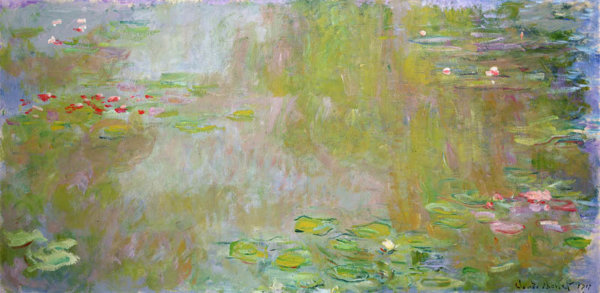 The Water-Lilies Pond
