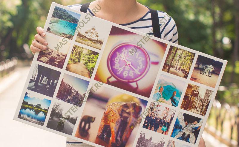 Как сделать снимок из нескольких фото 50