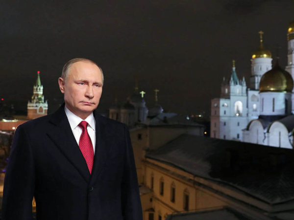 RUSSIA-PUTIN-NEW YEAR